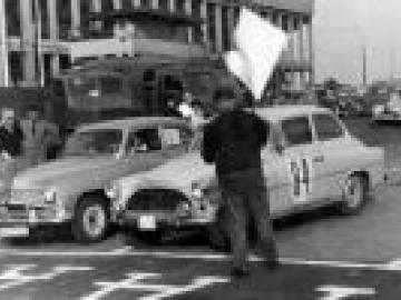 Rallye Vltava_Historie