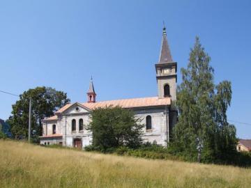Kostel Navštívení Panny Marie, author: JKIC