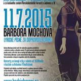 Barbora Mochowá, autor: Spolek BEDŘICHOVÁCI, z.s.
