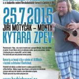 Jiří Montyčák - Monty, autor: Spolek BEDŘICHOVÁCI, z.s.