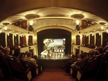 Městské divadlo Jablonec, autor: M. Kalík