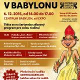 Mikulášská besídka v Centru Babylon, autor: Centrum Babylon Liberec