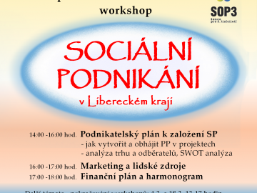 Sociální podnikání v LK