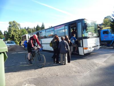 Cycle buses 2016