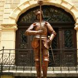 Rytíř v Liberci, autor: www.visitliberec.eu