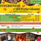 Podzimování v EKOParku, autor: EKOPark Liberec